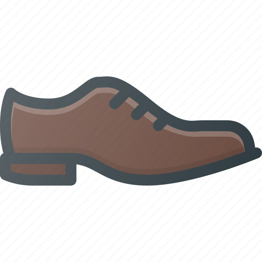 business, elegant, shoe icon