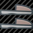 cloth, home, slipper, slippers, warm