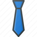 business, outfit, tie icon
