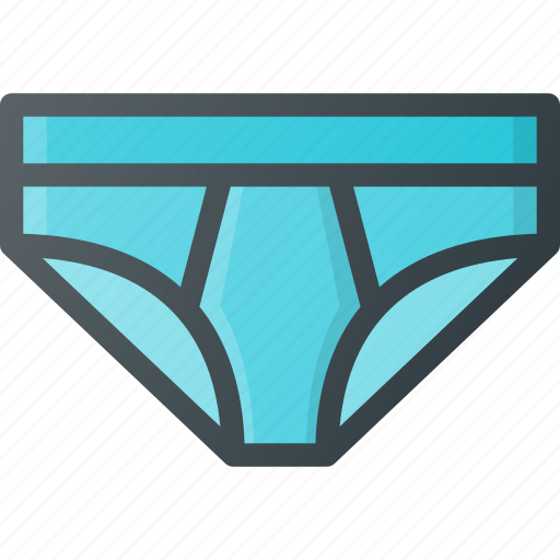 underpants, underwear icon