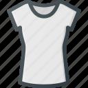 cloth, shirt, tshirt, woman