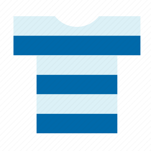 cloth, clothes, clothing, sailor, striped, t-shirt, tee-shirt icon