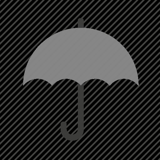 accessory, adornment, clothing, rain, umbrella icon
