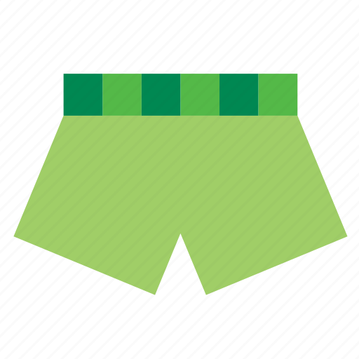 boxer, clothes, clothing, garment, swimsuit, underwaer icon
