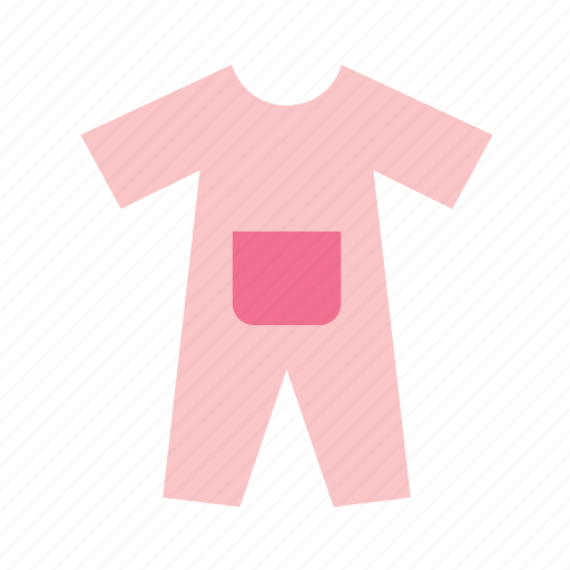 baby, clothes, clothing, garment, kid icon