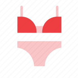 bikini, clothes, clothing, panties, swimsuit, underwear, women's icon