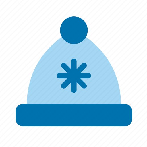 accessory, cap, clothing, hat, snow, winter, wool icon
