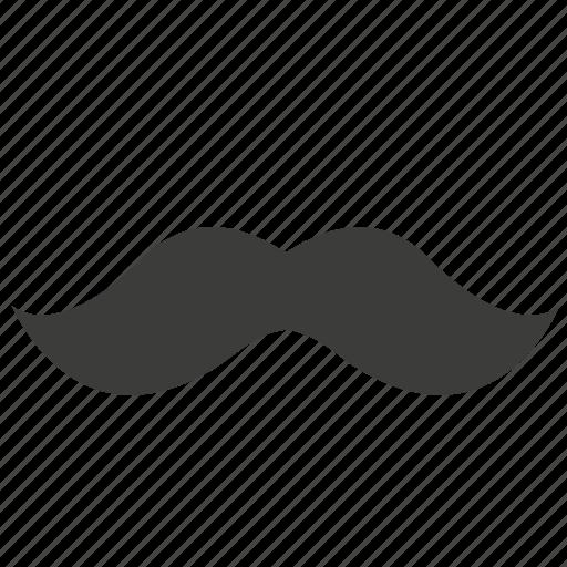 face, hair, man, moustache, mustache icon