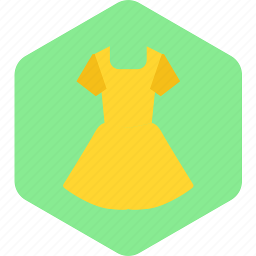Beauty, dress, fashion, frock, girl, party icon - Download on Iconfinder