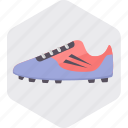 boot, game, play, shoe, sport icon