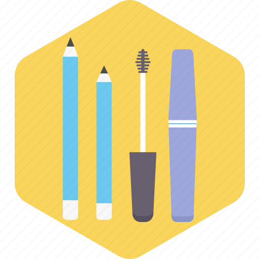 Beauty, brush, cosmetics, eye, fashion, makeup icon - Download on Iconfinder