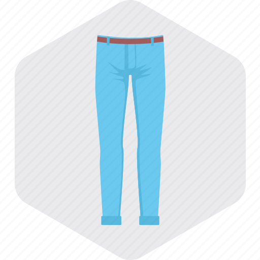 belt, clothes, fashion, jean, pant, trouser icon