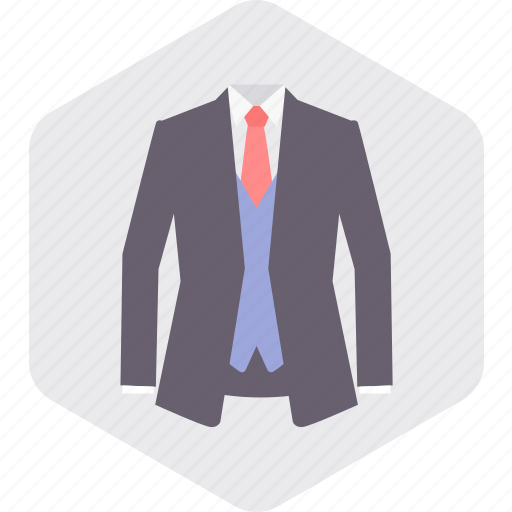 businessman, formal, manager, suit, tie, wear icon