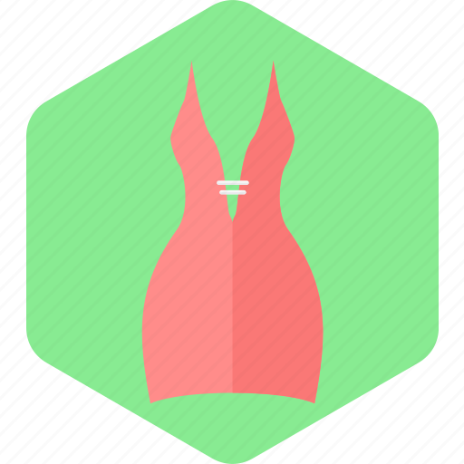 Dress, fashion, girl, style, wear, westren, woman icon - Download on Iconfinder