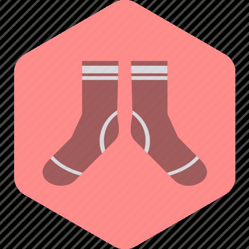 fashion, footwear, man, shoe, socks, wear icon