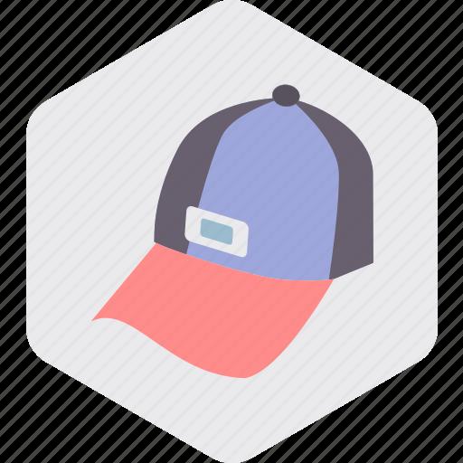 cap, fashion, hat, man, wear icon