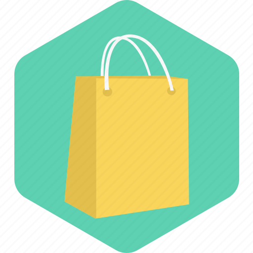 bag, carry, cart, polythene, shopping icon