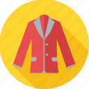 coat, fashion, jacket, man, style, wardrobe, wear icon