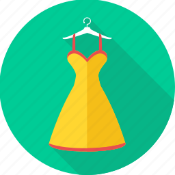 dress, gown, lady, nighty, partywear, woman, women icon