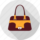 bag, buy, handbag, ladies, purse, shop, shopping icon