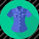 clothing, fashion, formal, male, man, partywear, shirt icon