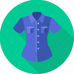 clothing, fashion, formal, male, man, partywear, shirt icon