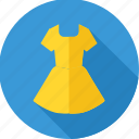 clothes, clothing, dress, fashion, frock, lady, woman icon