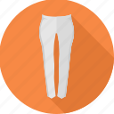 clothes, fashion, formal, jean, lower, man, pant icon