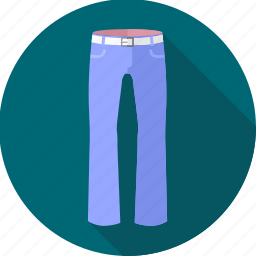 clothes, fashion, man, pant, pants, trouser, trousers icon