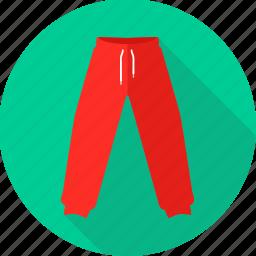 lower, nightwear, pajama, pajamas, pyjama, pyjamas, trouser icon