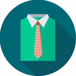 clothes, clothing, fashion, formal, man, partywear, shirt icon