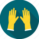 glove, gloves, hand, man, men, woollen, finger