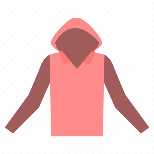 clothes, clothing, jacket, winter, woollen icon