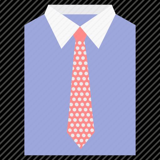 clothes, clothing, formal, man, shirt icon