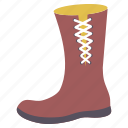 boot, boots, fashion, footwear, shoe icon