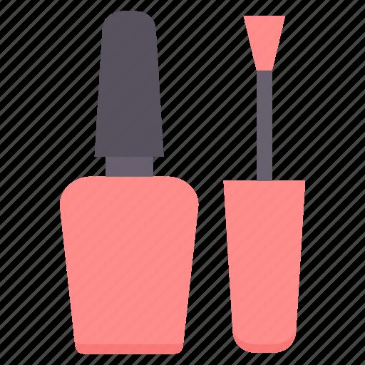 color, nail, paint, polish icon