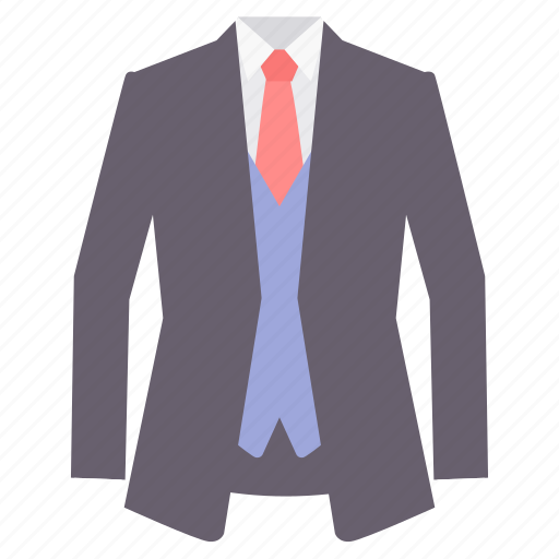 business, businessman, formal, office icon