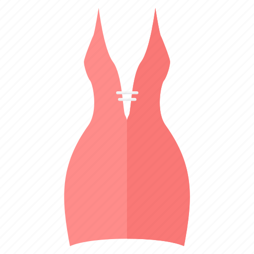 clothes, dress, ladies icon