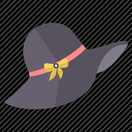 cap, female, hat icon