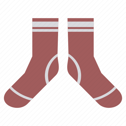clothing, fashion, socks icon