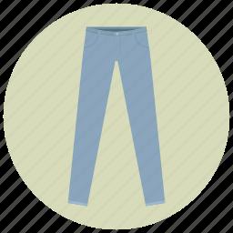 blue, blue jeans, clothes, fashion, jeans, long pants, pants icon