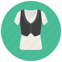 clothes, fashion, shirt, top, tshirt, vest icon