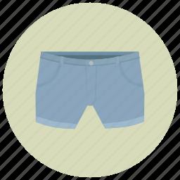 blue shorts, clothes, fashion, hot pants, hotpants, jeans, pants, shorts icon