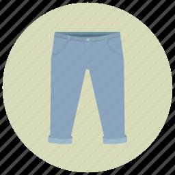 blue, capri pants, capris, clothes, fashion, jeans, pants, shorts icon