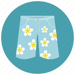 beach, clothes, fashion, men, shorts, summer, swim, swim shorts icon