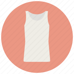 clothes, jersey, laundry, men, undershirt, underwear, vest icon