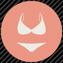 bra, clothes, fashion, panties, underwear, women icon