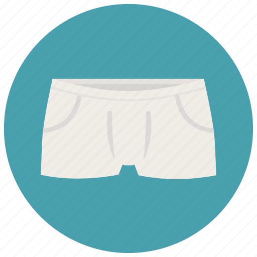 boxers, clothes, laundry, men, trunks, underpants, underwear icon