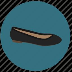 ballerinas, clothes, fashion, flats, shoes, women icon