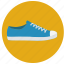 clothes, shoes, sneakers, sportswear icon